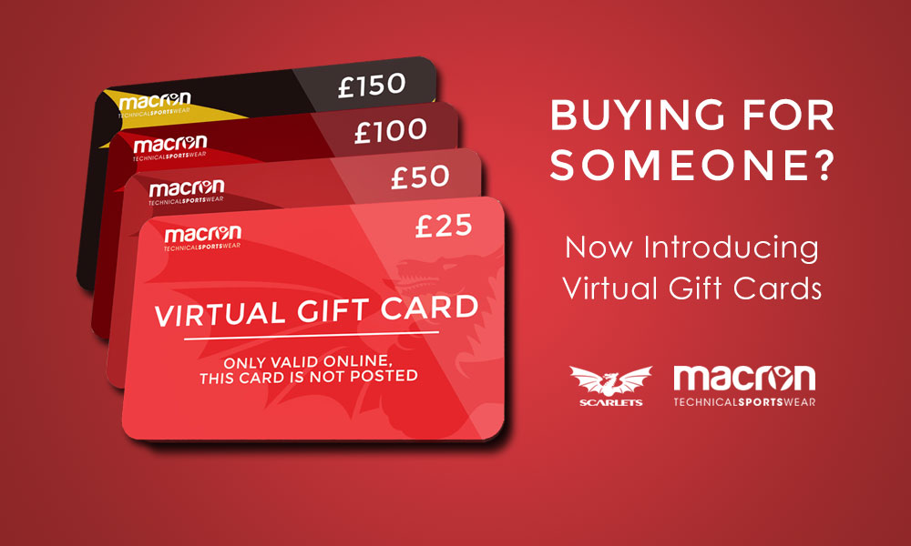 new virtual gift cards ready for christmas