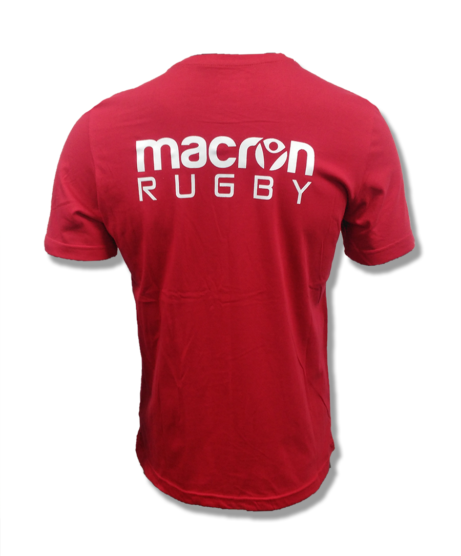 Adults Boost T Shirt The Official Scarlets Macron Shop