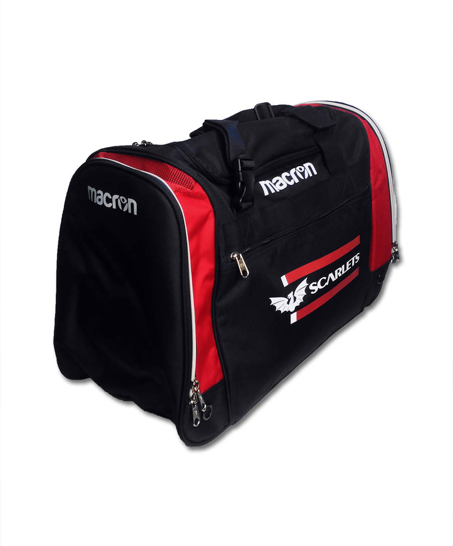 Scarlets TRIO Navy Red Medium Holdall Bag – The Official Scarlets ... 7f4f06a40